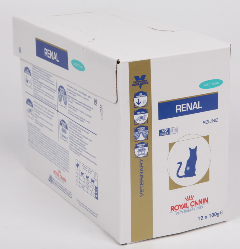 Royal canin gastro intestinal консервы для кошек