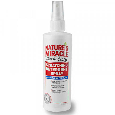 Nature's Miracle Scratching Deterrent Spray Средство Против Царапанья Кошками