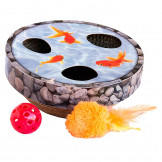 Petstages Игрушка Трек Hide & Seek Wobble Pond