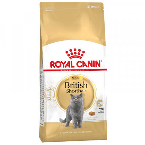 Корма royal canin british