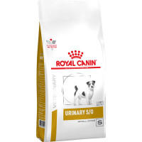 Корм Royal Canin Urinary S/O Small Dog для Собак Мелких Пород при МКБ