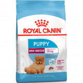 Корм Royal Canin Mini Indoor Puppy для Щенков