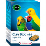 Минеральный Блок Versele-Laga для Мелких Птиц Orlux Clay Bloc Mini