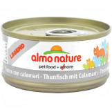 Консервы Almo Nature Legend для Кошек Тунец с Кальмарами