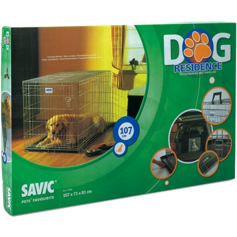 Savic Dog Residence Клетка для Собак
