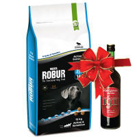Корм Bozita Robur Active & Sensitive + Бутылка Glogg АКЦИЯ
