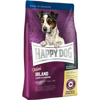 Корм Happy Dog Mini Irland для Собак с Лососем и Кроликом