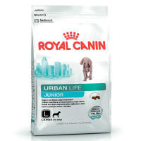 Корм Royal Canin Urban Life Junior Large для Щенков