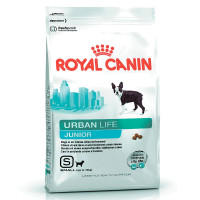 Корм Royal Canin Urban Life Junior Small для Щенков