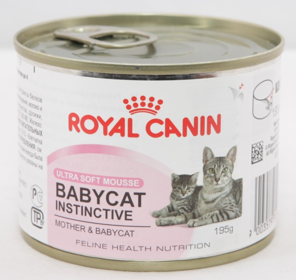 Royal Canin Babycat Instinctive для Котят