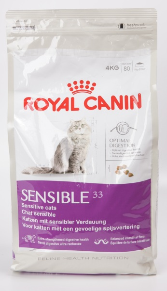 royal canin sensible 33. Black Bedroom Furniture Sets. Home Design Ideas